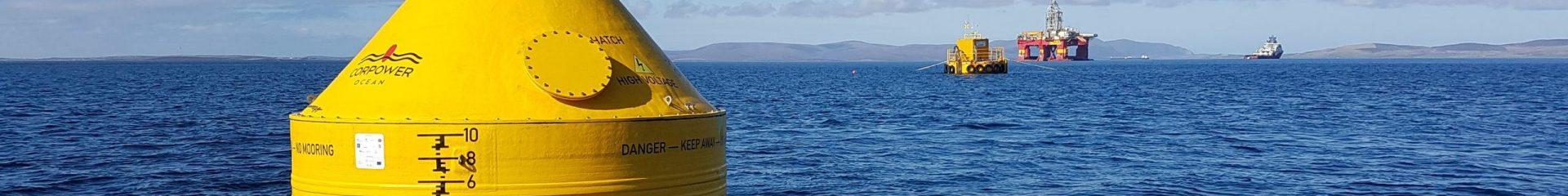 CorPower Ocean wave energy converters