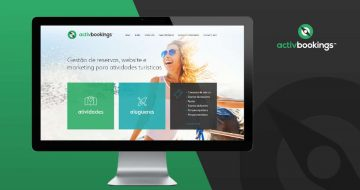 activbookings website