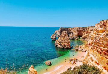 algarve beach - world travel awards